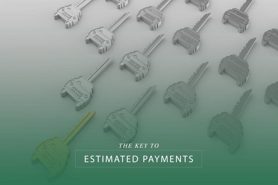 The Key To Estimated Tax Payments