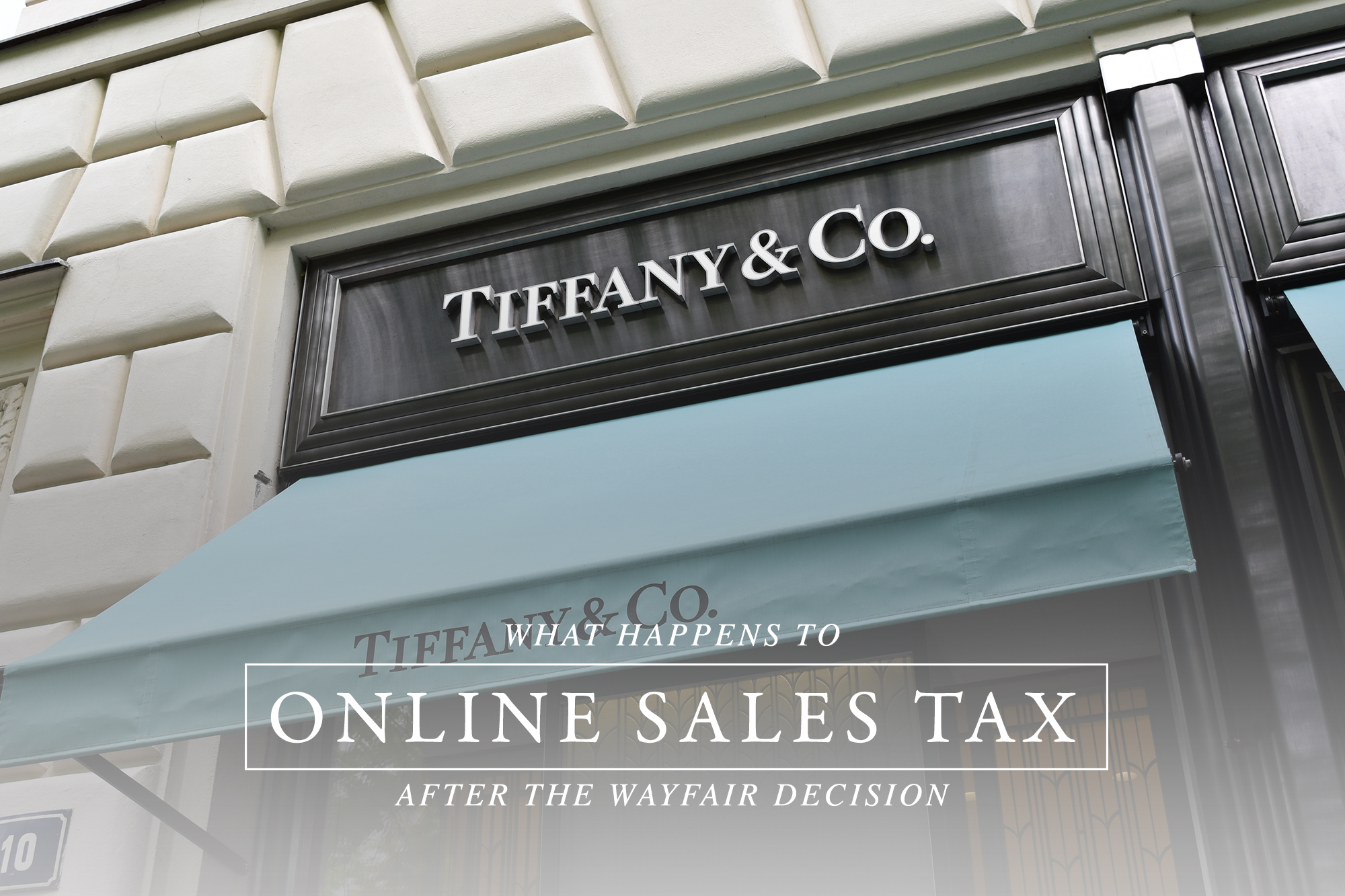 Online Sales Taxes After Wayfair