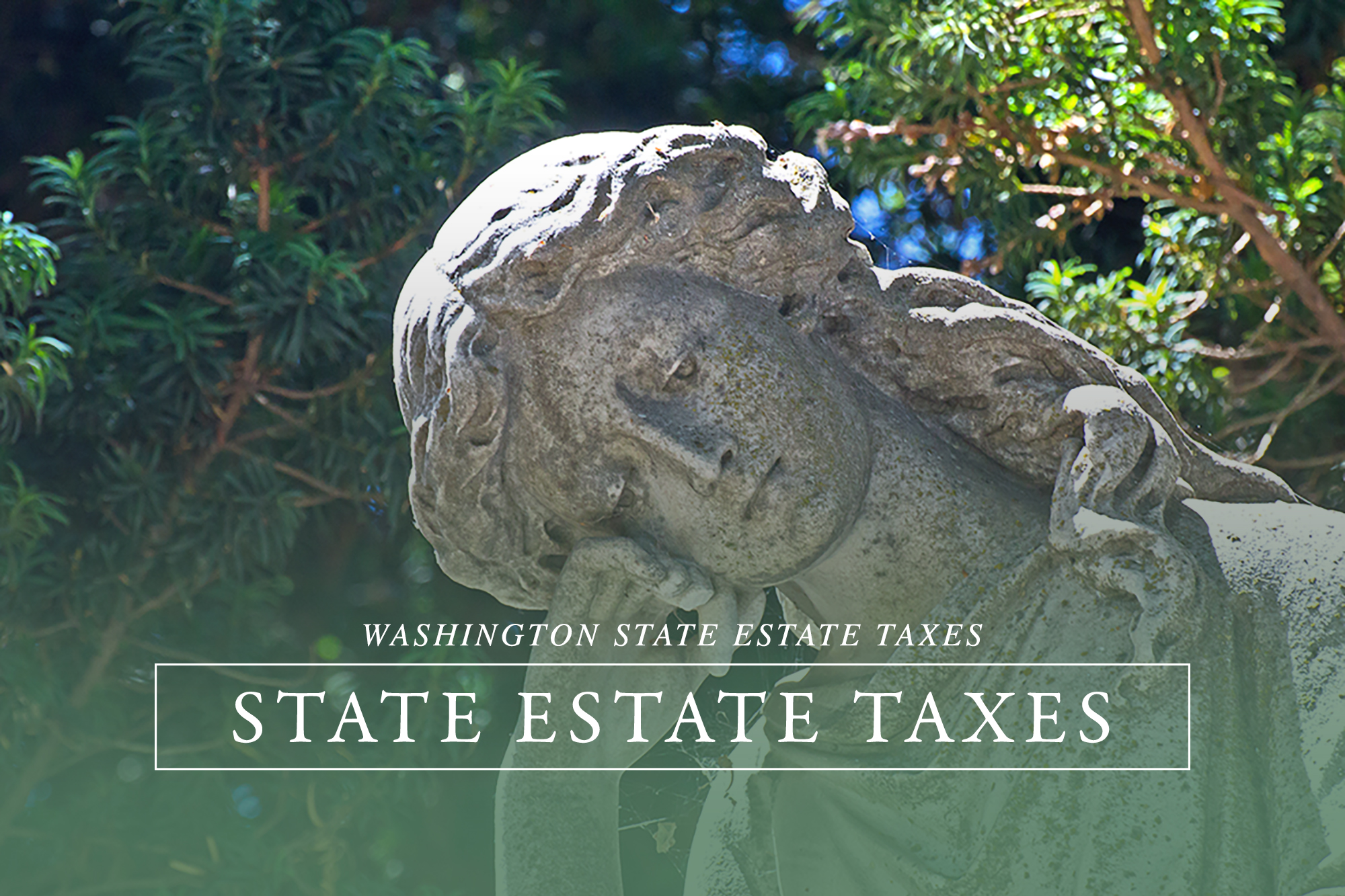 Washington State Estate Taxes